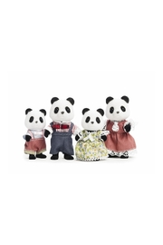 International Playthings Wilder Panda Family Toy - Product Mini Image