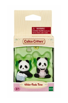 International Playthings Wilder Panda Twins Toy - Alternate List Image