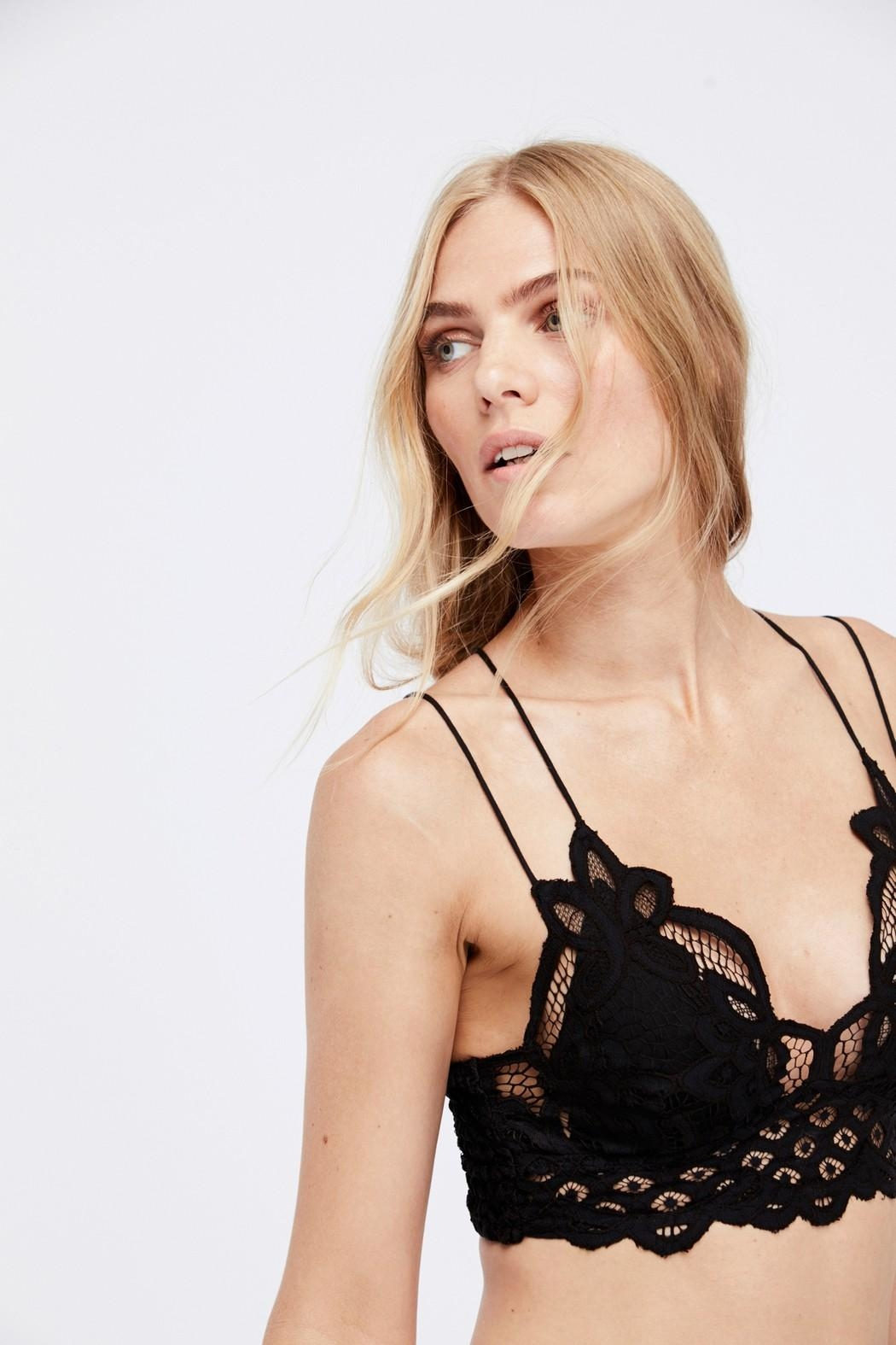 Intimately Free People Adella Bralette - Front Cropped Image