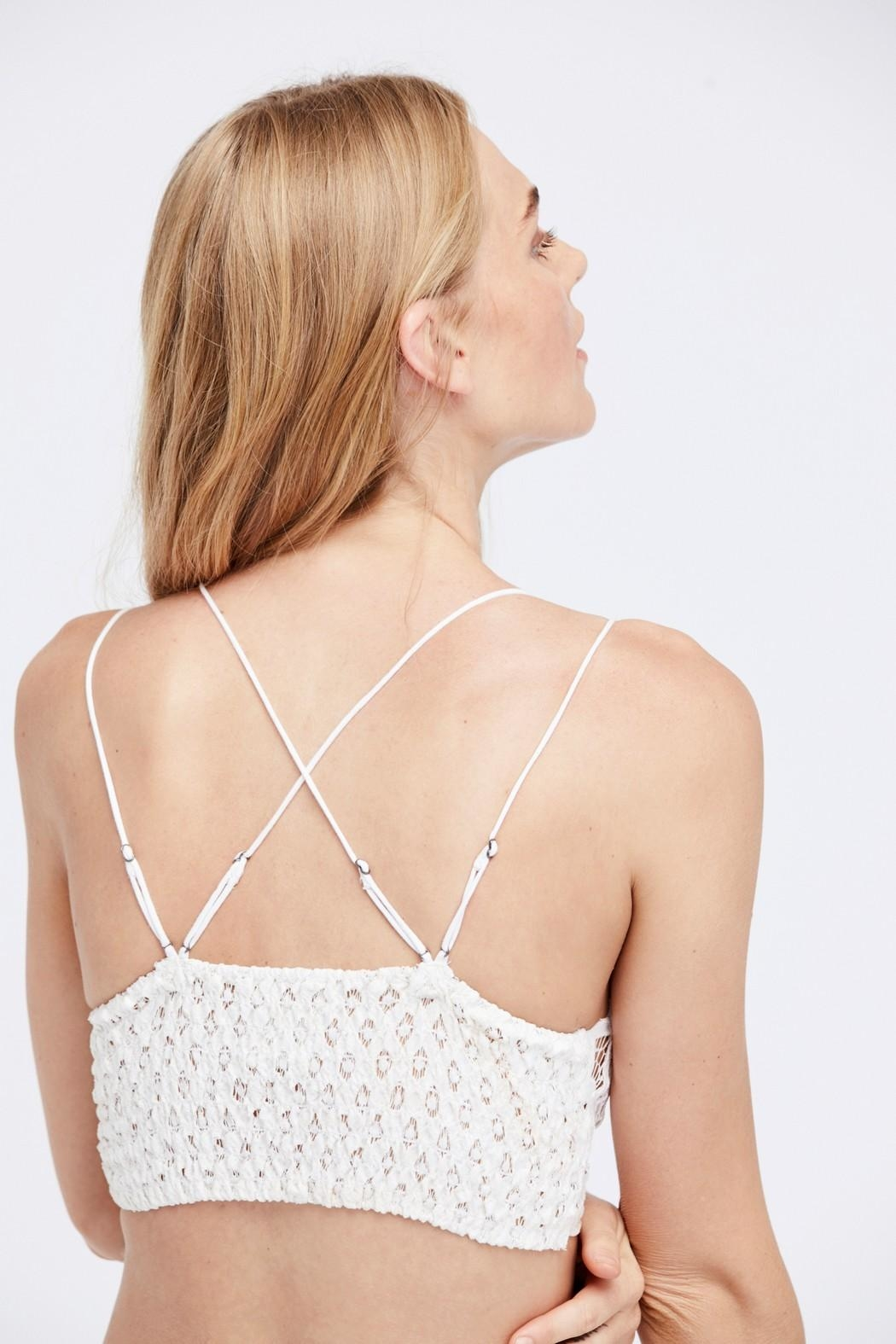 Intimately Free People Adella Bralette - Front Full Image