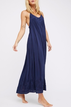 Shoptiques Product: Elaine Embroidered Maxi Dress