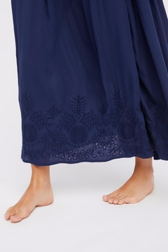 Intimately Free People Elaine Embroidered Maxi Dress - Alternate List Image
