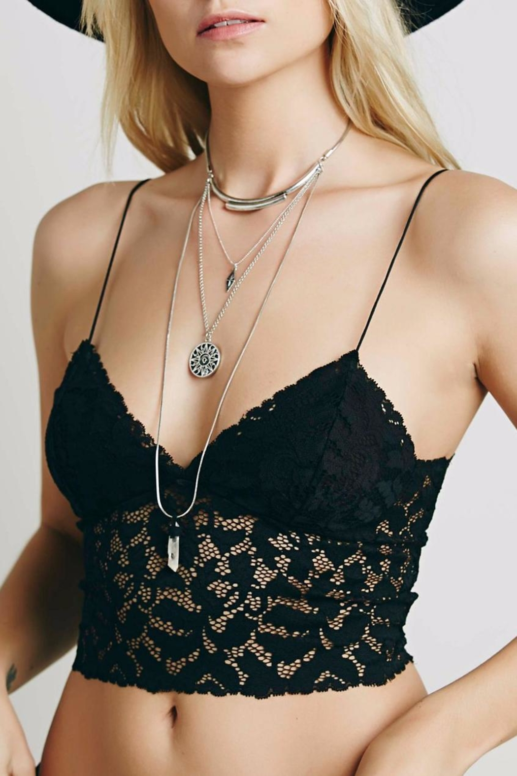 Intimately Free People Lacey Brami Top - Front Full Image