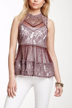 Intimately Free People Lady Bird Lace Blouse - Product List Image
