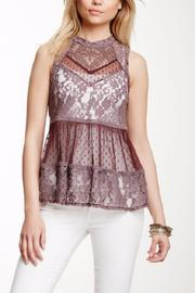 Intimately Free People Lady Bird Lace Blouse - Product Mini Image