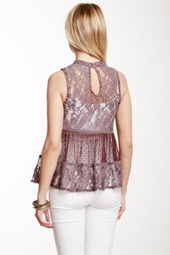 Intimately Free People Lady Bird Lace Blouse - Alternate List Image