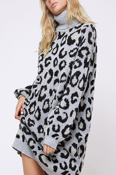 Fantastic Fawn Into the Wild Sweater Dress - Product List Image