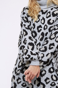 Fantastic Fawn Into the Wild Sweater Dress - Alternate List Image