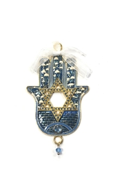Lets Accessorize Intricate Hamsa Wall-Hanging - Product Mini Image