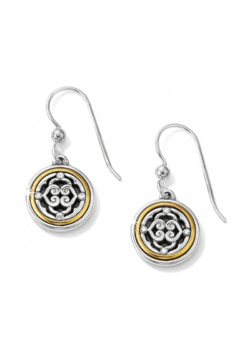 Brighton Intrigue French Wire Earrings - Alternate List Image