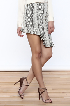 Shoptiques Product: Diagonal Skirt