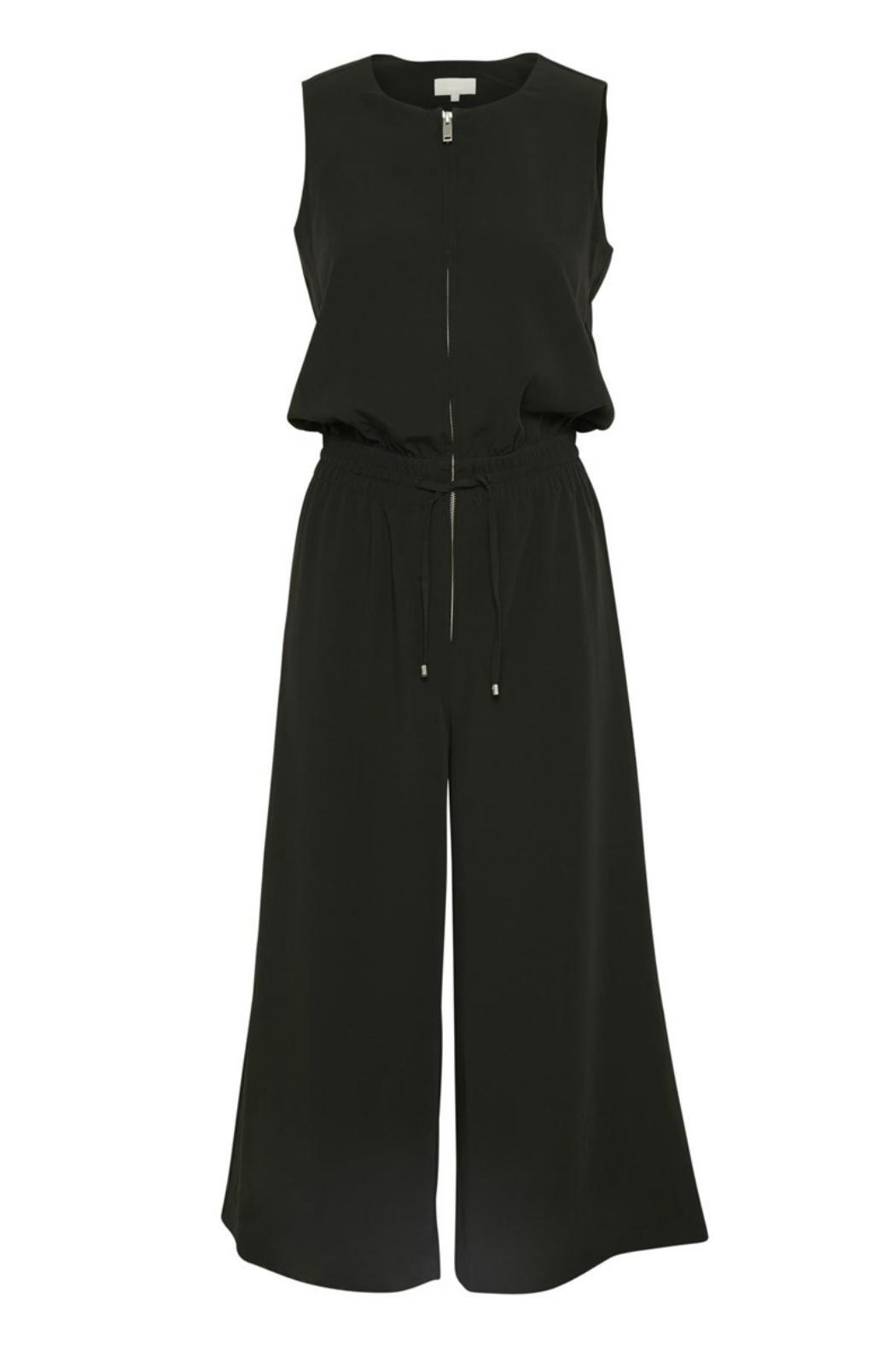 Inwear Cropped Jumpsuit - Front Full Image
