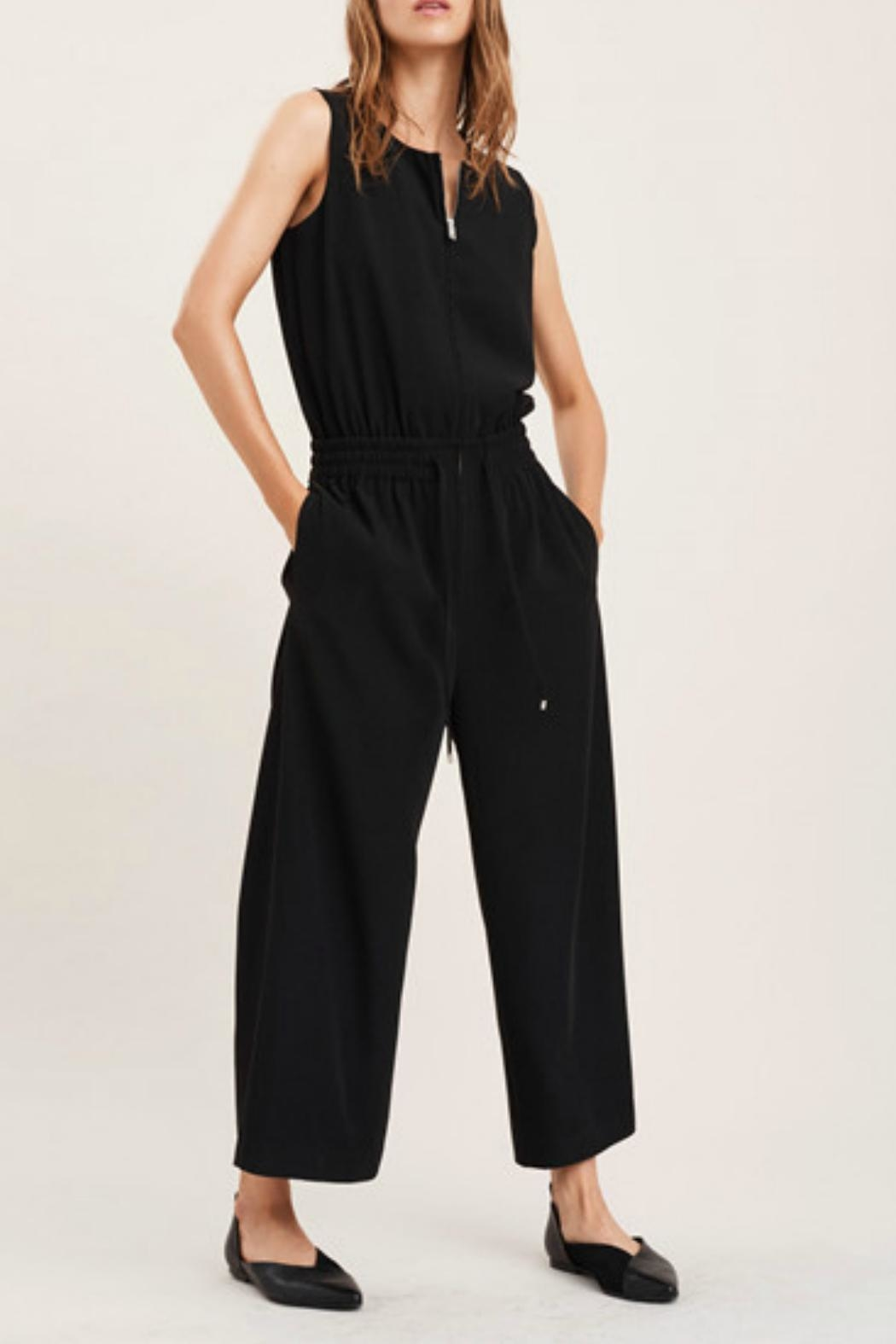 Inwear Cropped Jumpsuit - Main Image