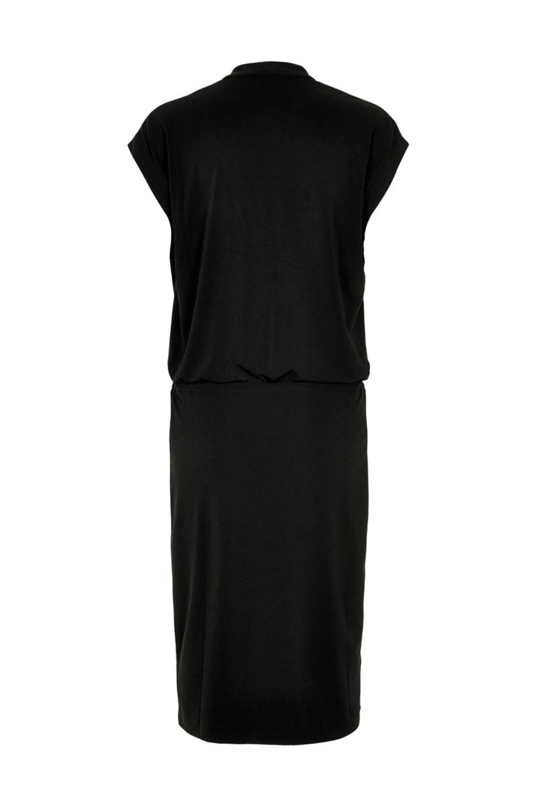 Inwear Feminine Black Dress - Front Full Image