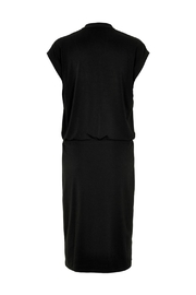 Inwear Feminine Black Dress - Front full body