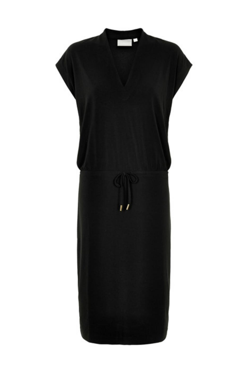 Inwear Feminine Black Dress - Main Image