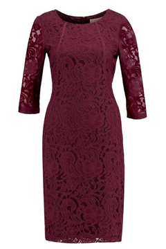 Inwear Floral Lace Dress - Product List Image