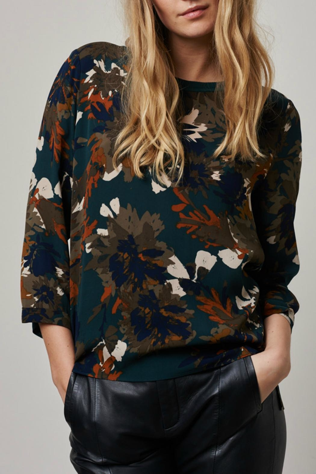 Inwear Montana Blouse - Front Cropped Image