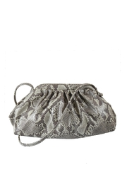 INZI Animal Print Crossbody - Front cropped
