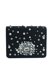 INZI Bejeweled Crossbody - Front cropped