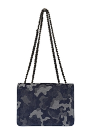 INZI Blue Camo Crossbody - Side cropped
