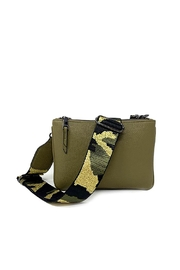 INZI Camo-Strap Crossbody - Product Mini Image