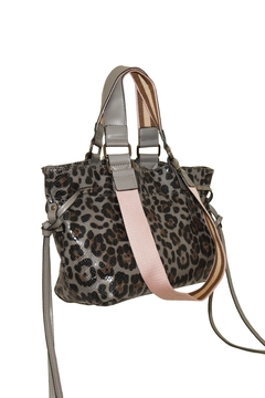 INZI Cheetah Shoulder Bag - Alternate List Image