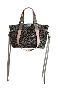 INZI Cheetah Shoulder Bag - Product List Image