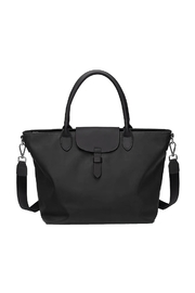 INZI Classic Microfiber Tote - Front cropped