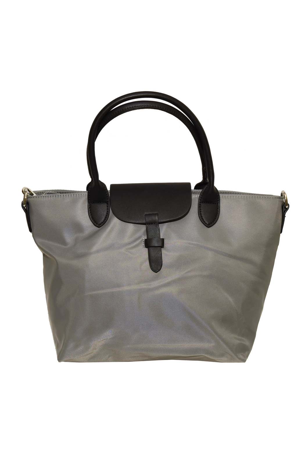 INZI Classic Microfiber Tote - Front Cropped Image