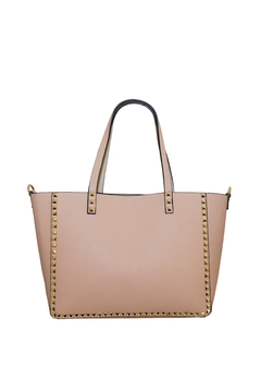 INZI Classic Studded Tote - Product List Image