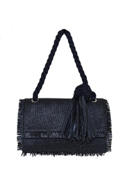 INZI Fringe Shoulder Bag - Product Mini Image