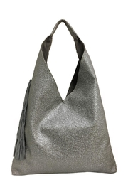 INZI Metallic Triangle Bag - Product Mini Image