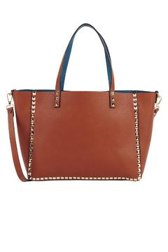 Shoptiques Product: Reversible Studded Tote