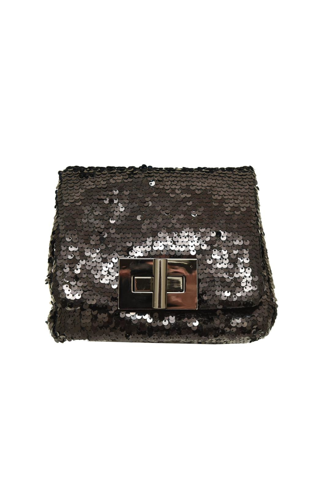 INZI Sequin Cross Body - Front Cropped Image