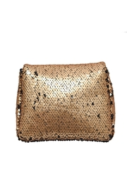 INZI Sequin Cross Body - Front full body