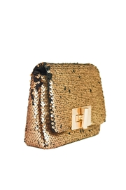 INZI Sequin Cross Body - Side cropped