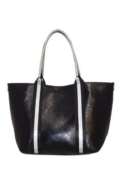 INZI Shimmering Black Tote - Product List Image
