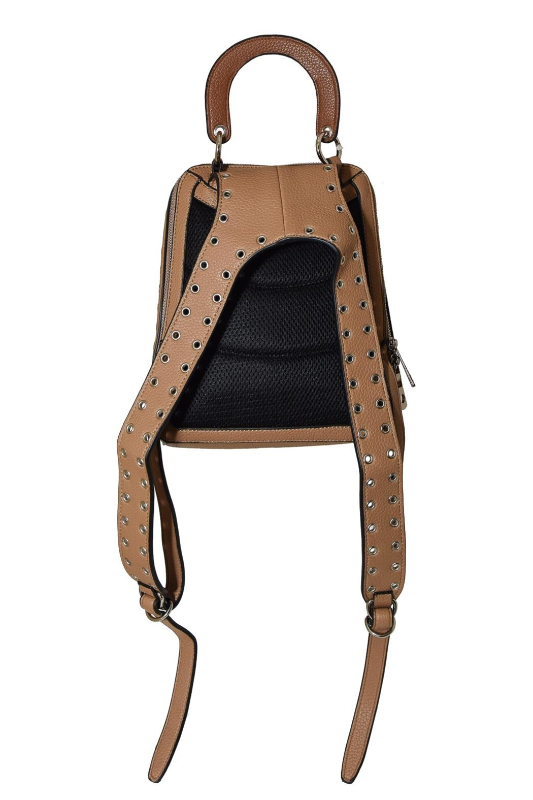 INZI Small Backpack - Side Cropped Image