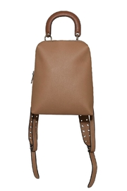 INZI Small Backpack - Front cropped