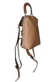 INZI Small Backpack - Front full body
