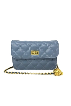 INZI Small Quilted Crossbody - Alternate List Image