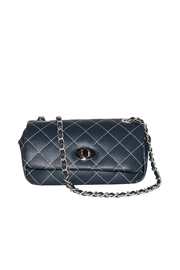 INZI Small Quilted Crossbody - Front cropped