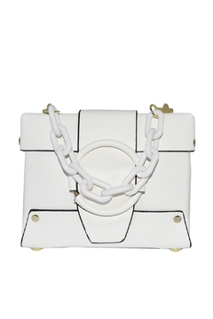 INZI Small Structured Crossbody - Alternate List Image