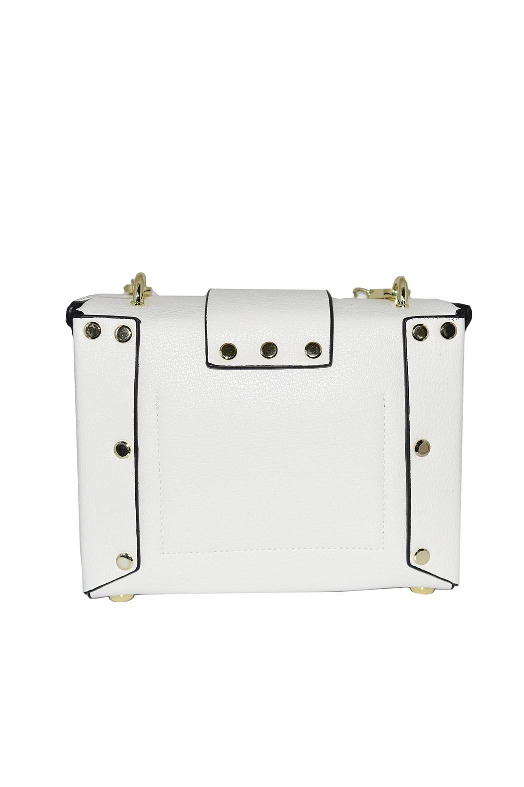 INZI Small Structured Crossbody - Side Cropped Image