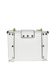 INZI Small Structured Crossbody - Side cropped