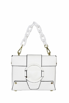 INZI Small Structured Crossbody - Product List Image