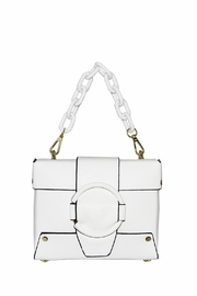 INZI Small Structured Crossbody - Product Mini Image