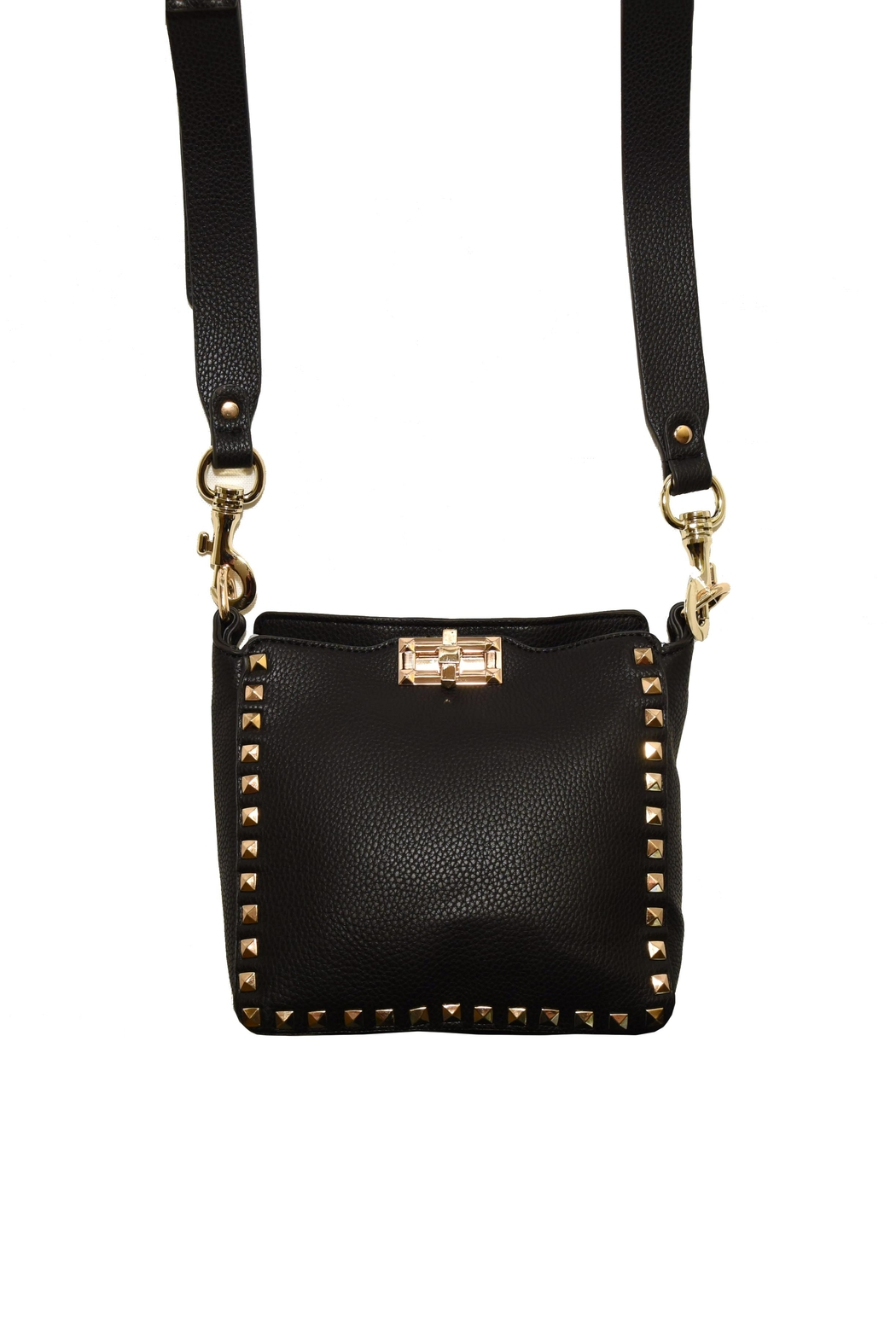 INZI Studded Crossbody - Front Full Image
