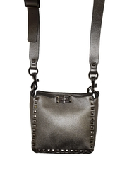 INZI Studded Crossbody - Front full body